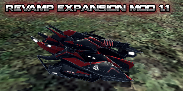 ( Legacy ) Revamp Expansion Mod v1.1