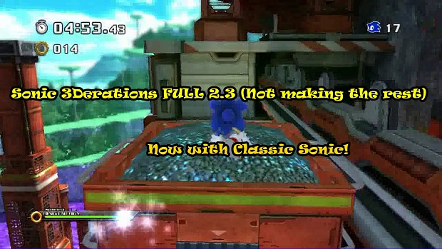 Sonic 3Derations 2.3