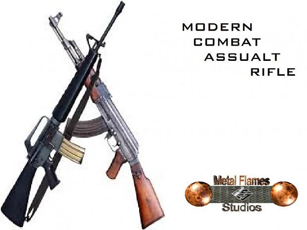 MCAR-2014 Weapon Sound
