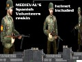 Spanish Volunteers/SS WW2 reskin by MD