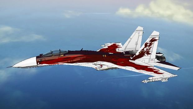 Su-33 Phoenix Squadron Redesign