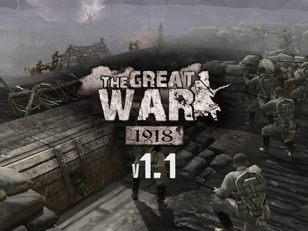 The Great War 1918 v1.1