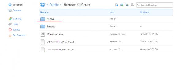 Ultimate Killcount v.1.0r4 (03/30/13)