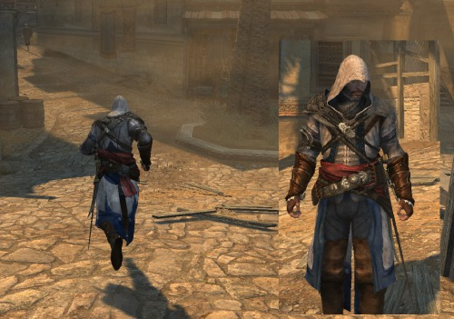 Assassin's Creed III costume V3