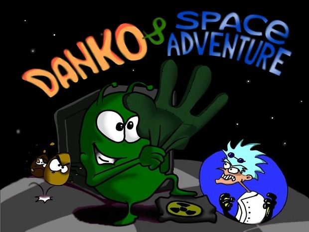 Данко и космические Приключения
