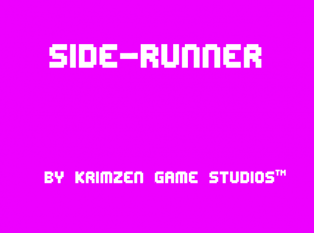 Side-Runner (Mac)
