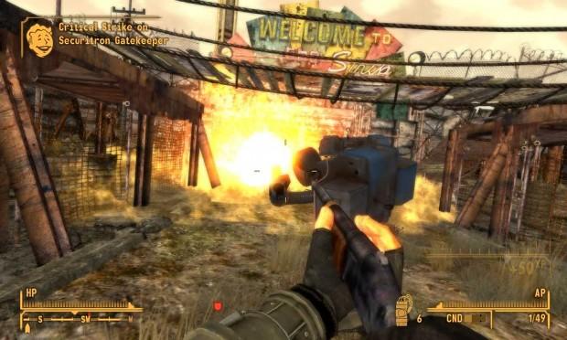 Fallout New Vegas: Nightmare Mod - Release 1