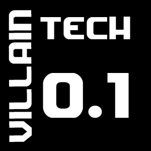 Villain Tech 0.1 Game Prototype