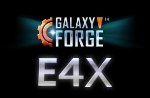 E4X Galaxy Forge 1.6