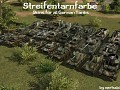 Streifentarnfarbe Skins for all German Tanks [HD]