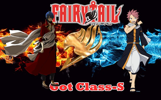 Fairy Tail Got Class-S v1.5 BETA