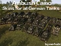 Ambush Camo for all German Tanks [HD]
