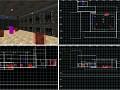 Wolfenstein Desert Base map