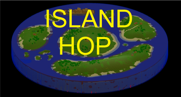 Island Hop (PVP Map)
