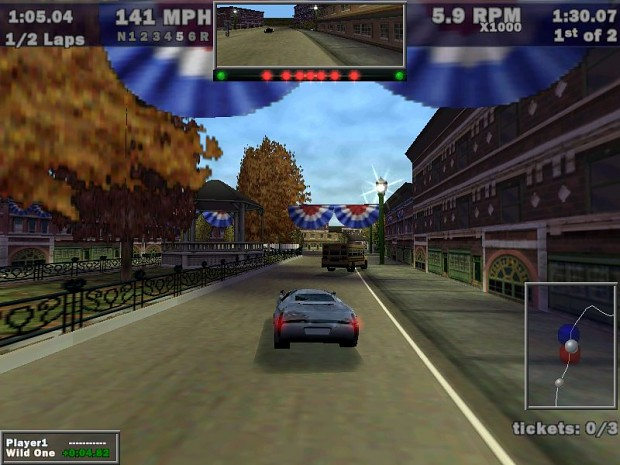 Need for Speed III: Hot Pursuit - Autopatch 2.0