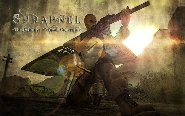 Shrapnel / Ahztek's Weapon Overhaul v4.1