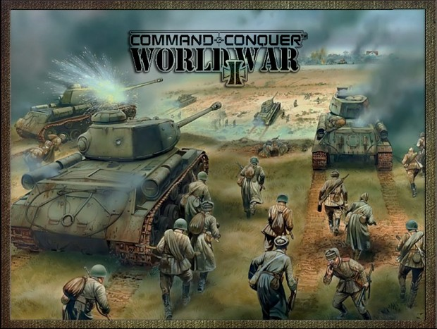 C&C World War II v.0.22