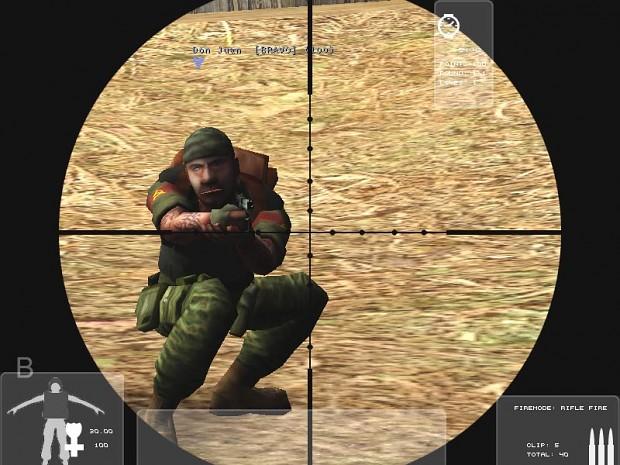 Jungle Warfare 2004 beta 2.05