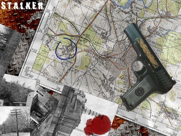 S.T.A.L.K.E.R.: Shadow of Chernobyl gamedata