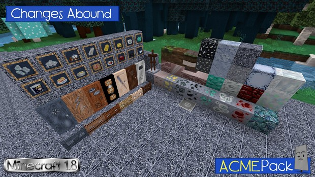 ACME Pack (256x) for Minecraft 1.5.x