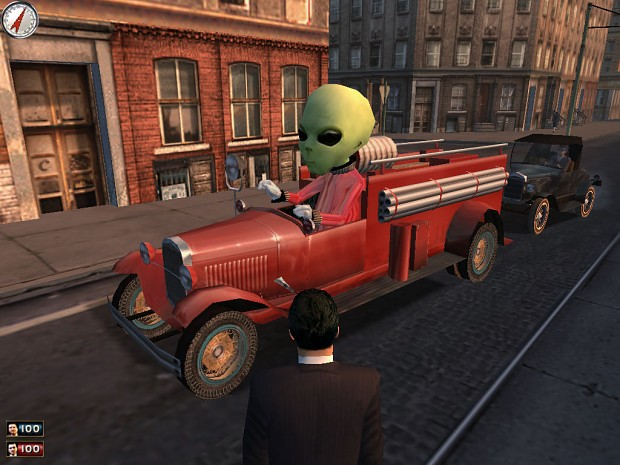 WilliamMacau's MAFIA MOD - File #3 Aliens