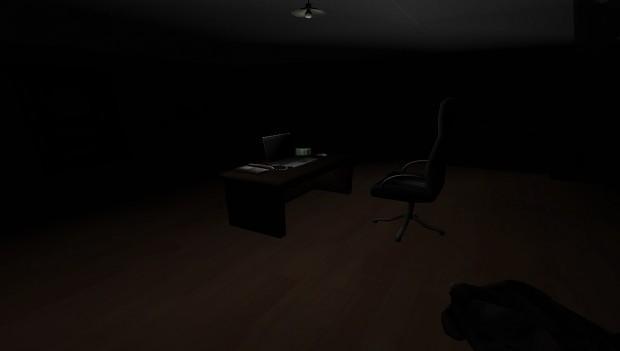 Steve's Office