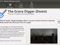 The Grave Digger Demo (Linux 64bit)