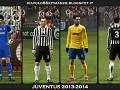 Juventus 2013 - 2014 Kits