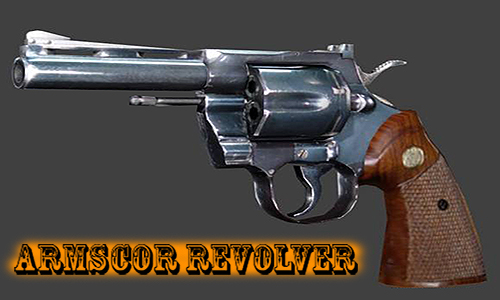New Weapon - Armscor Revolver