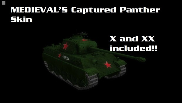 MD'S Soviet Panther