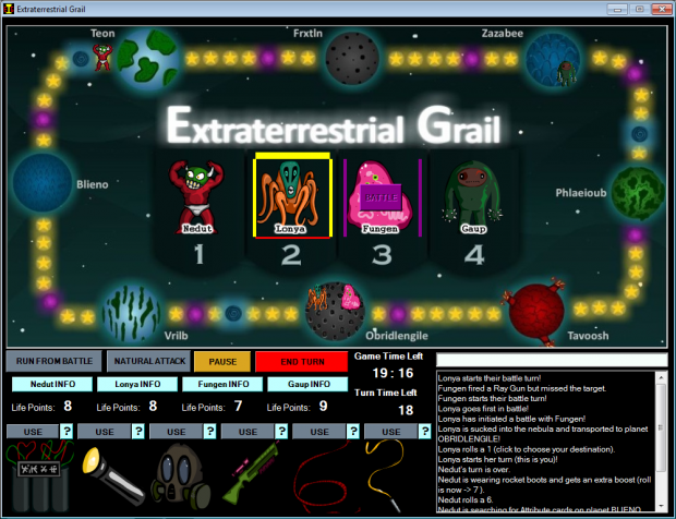 Extraterrestrial Grail version 1.2.0.4 (installer)
