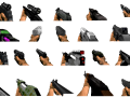 Pisstepanks Weapon edits