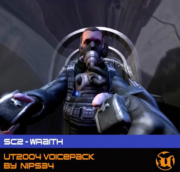 SC2: Terran Wraith