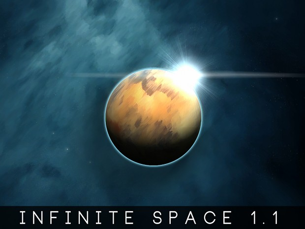 Infinite Space 1.1 for Rebellion 1.52