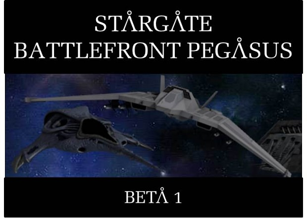 Stargate: Battlefront - Demo 1