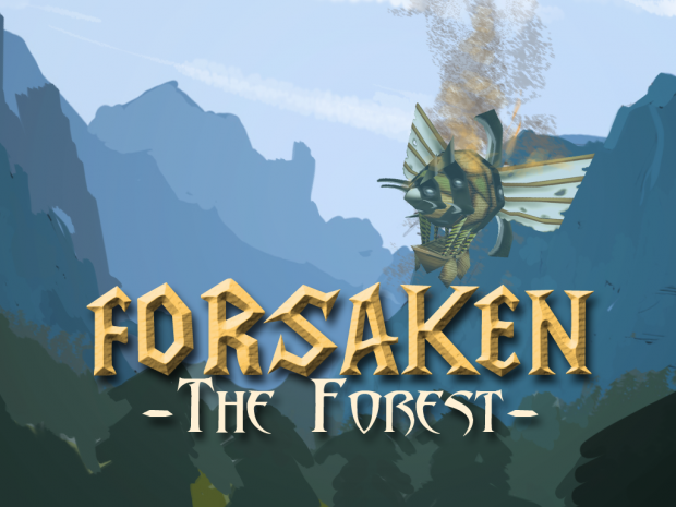 Forsaken Forest - Survival v1.41 Public