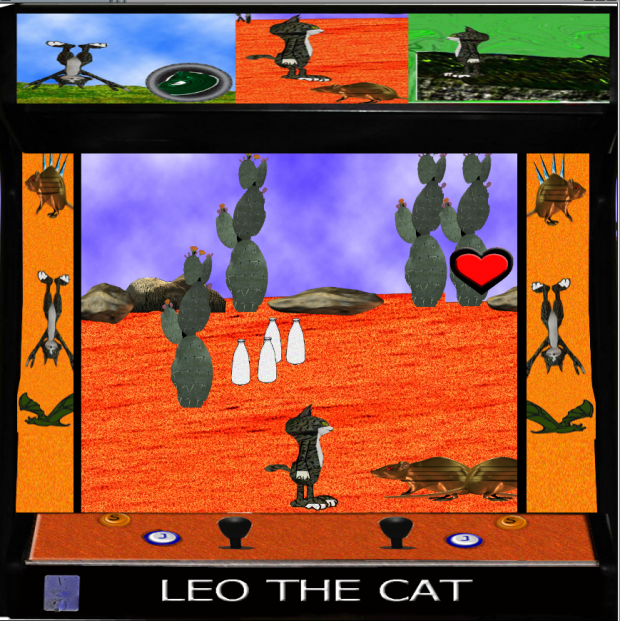 Leo The Cat Part 1 Linux 64bit