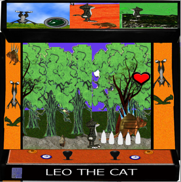 Leo The Cat Part 1 Linux OS X