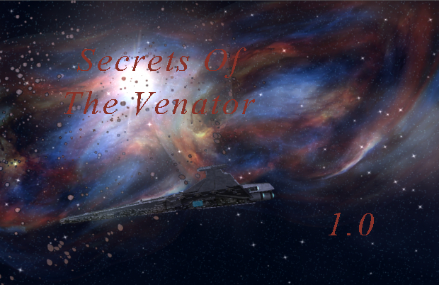 Secrets Of The Venator 1.0