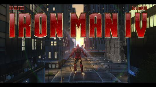 Iron Man IV v1.2