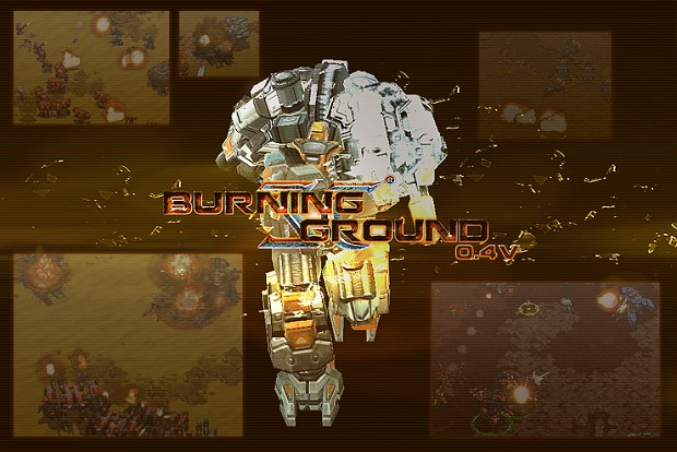StarCraft: Burning Ground Tech Demo v0.4b