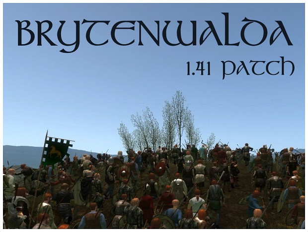 Brytenwalda 1.41 patch