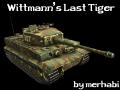 Wittmann's Last Tiger Skin