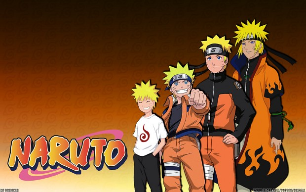 Naruto Skin Pack