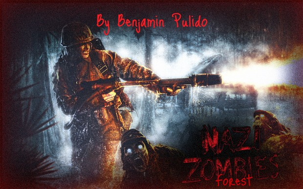 Nazi Zombie Forest (demo map)