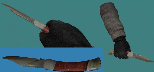 Нож C-125 Малыш | Knife C-125 Baby (malysh)