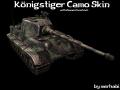 Königstiger Camo Skin with Zimmeritanstrich [HD]