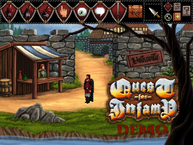 Quest For Infamy Demo - Windows