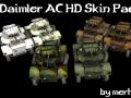 Daimler AC HD Skin Pack