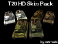 T20 HD Skin Pack